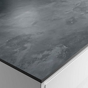 Wickes Magma Zenith Bathroom Worktop - 2m x 337mm x 13mm