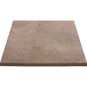 Marshalls Symphony Smooth Paving Slab - Umber 595 x 595 x 20mm Pack of 64