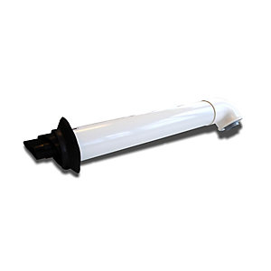 Ideal Independent/Logic Boiler Flue Extension - 1m