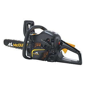 McCulloch CS410 Elite 41cc Petrol Chainsaw