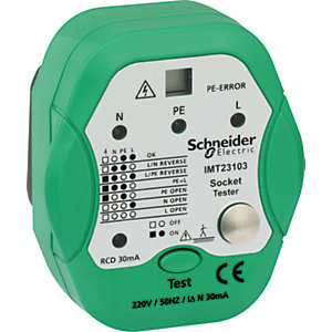 Schneider Electric Thorsman BS Socket Tester