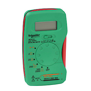 Schneider Electric Thorsman Pocket Cat III Digital Multimeter