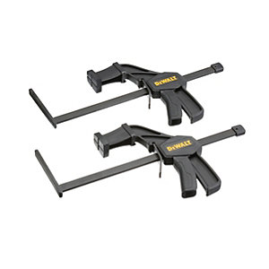 DEWALT DWS5026-XJ Pair of Guide Rail Quick Clamps