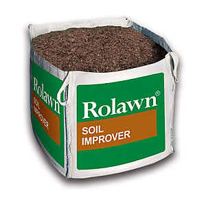 Rolawn Soil Improver Bulk Bag - 730L