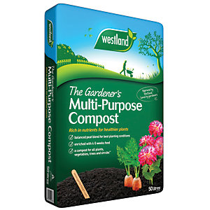 The Gardener's Multi-Purpose Compost - 50L