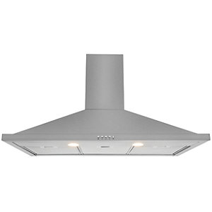 Leisure 90cm Stainless Steel Chimney Cooker Hood H92X