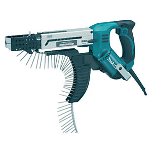 Makita 6844 Corded Auto-Feed Screwdriver 240V - 470W
