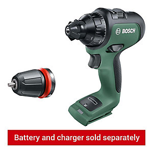 Bosch 18V AdvancedDrill Brushless Screwdriver / Drill Driver - Bare