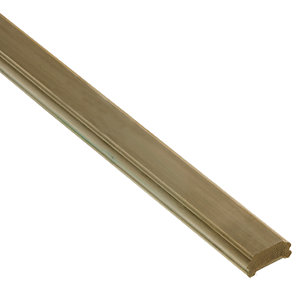 Wickes Modern Deck Rail - 1800mm