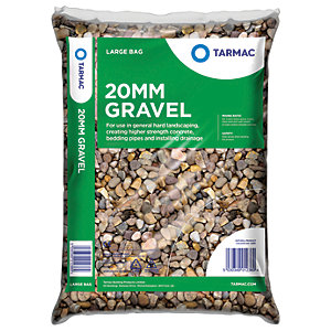 Tarmac 20mm Gravel - Major Bag