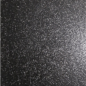 Arthouse Glitter Sequin Sparkle Black Wallpaper 6m x 53cm