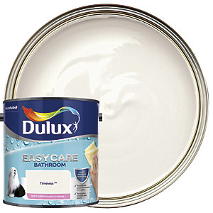 Dulux Easycare Bathroom - Timeless - Soft Sheen Emulsion Paint 2.5L