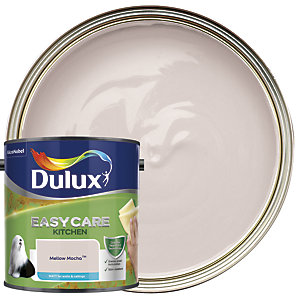 Dulux Easycare Kitchen - Mellow Mocha - Matt Emulsion Paint 2.5L