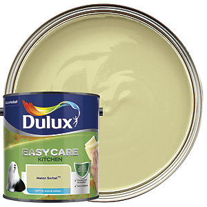 Dulux Easycare Kitchen - Melon Sorbet - Matt Emulsion Paint 2.5L