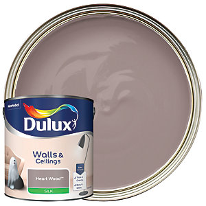 Dulux - Heart Wood - Silk Emulsion Paint 2.5L