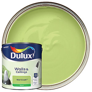 Dulux - Kiwi Crush - Silk Emulsion Paint 2.5L
