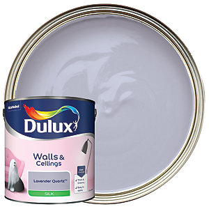 Dulux - Lavender Quartz - Silk Emulsion Paint 2.5L