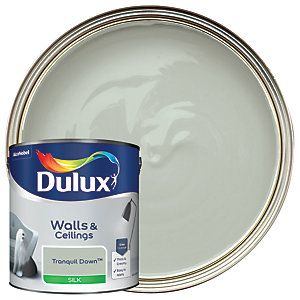 Dulux - Tranquil Dawn - Silk Emulsion Paint 2.5L