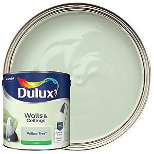 Dulux - Willow Tree - Silk Emulsion Paint 2.5L