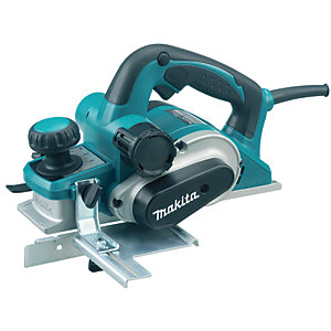 Makita KP0810K 82mm Heavy Duty Corded Planer 240V - 850W