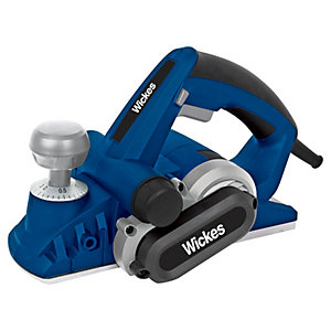 Wickes 3mm Corded Planer - 900W
