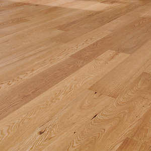 Style Nature Light Oak Engineered Wood Flooring - 1.44m2 Pack
