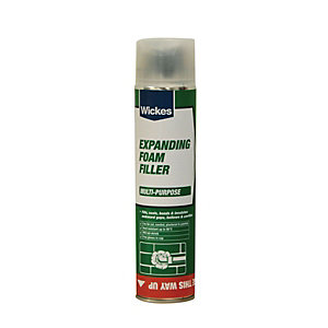 Wickes Expanding Foam Filler - 300ml