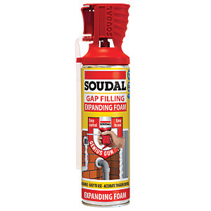 Soudal Genius Gun Gap Filler - 500ml