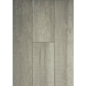 Novocore Distressed Grey/White Rigid Luxury Vinyl Flooring Sample