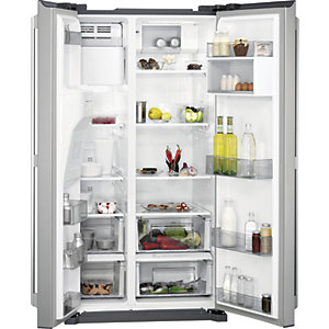 AEG Side by Side Fridge Freezer RMB76111NX