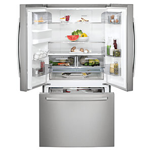 AEG Side by Side Fridge Freezer RMB76311NX