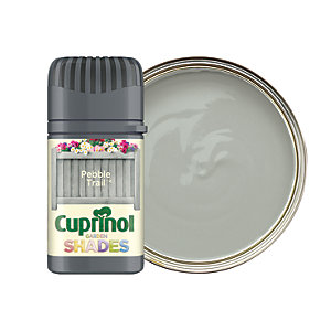 Cuprinol Garden Shades Matt Wood Treatment Tester Pot - Pebble Trail 50ml