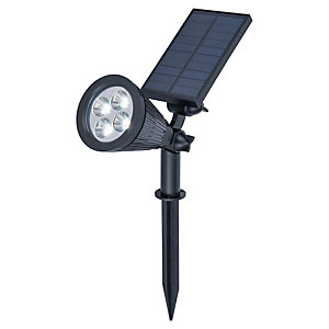 Lutec Solar Superspot LED Spike Light