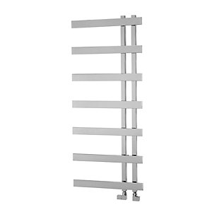 Towelrads Horton Chrome Towel Radiator - 1200 x 500mm