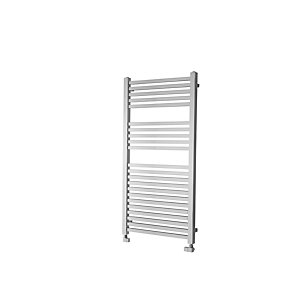 Towelrads Square Chrome Towel Radiator - 1200 x 450mm