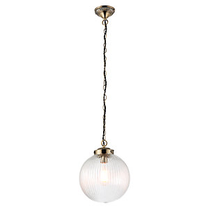 Brydon Pendant Light Glass