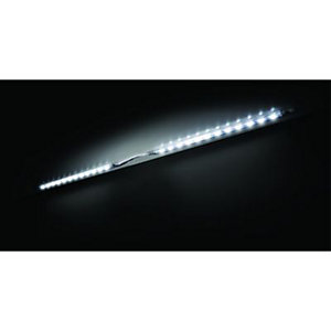 Wickes Avi White LED Cabinet Striplight Kit 4W - Pack of 4