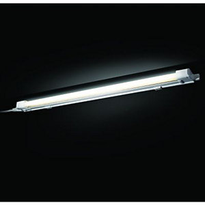 Wickes T5 571mm Under Cabinet Fluorescent Striplight - 13W G5