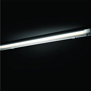 Wickes T5 571mm Under Cabinet Fluorescent Striplight - 14W G5