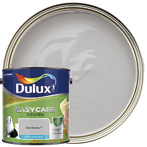Dulux Easycare Kitchen - Chic Shadow - Matt Emulsion Paint 2.5L