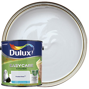 Dulux Easycare Kitchen - Frosted Steel - Matt Emulsion Paint 2.5L