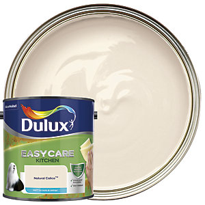 Dulux Easycare Kitchen - Natural Calico - Matt Emulsion Paint 2.5L