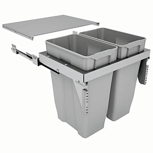 Stanto 60 2 x 35L Bins for 600mm Base Unit