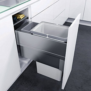 Wickes Full Height Bin for 300mm Base Unit