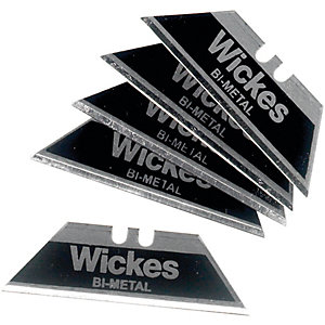 Wickes Bi-metal Blades - Pack of 5