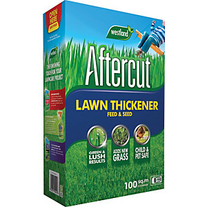 Aftercut Lawn Thickener Feed & Seed - 100m2