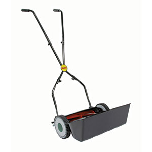 WEBB Autoset 30cm Side Wheel Lawnmower