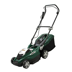 Webb 36cm Electric Rotary Lawnmower
