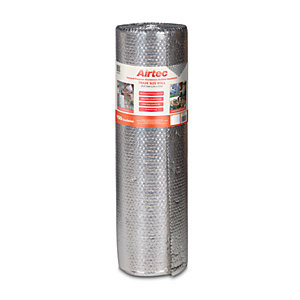 Airtec Multipurpose Foil & Polyethylene Insulation Roll- 1200mm x 25m