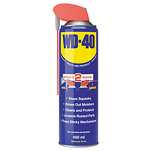 WD-40 Multi-Use Lubricant Smart Straw 450ml
